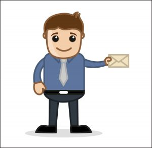 holding-an-envelope