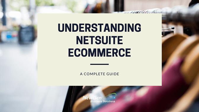 NetSuite eCommerce